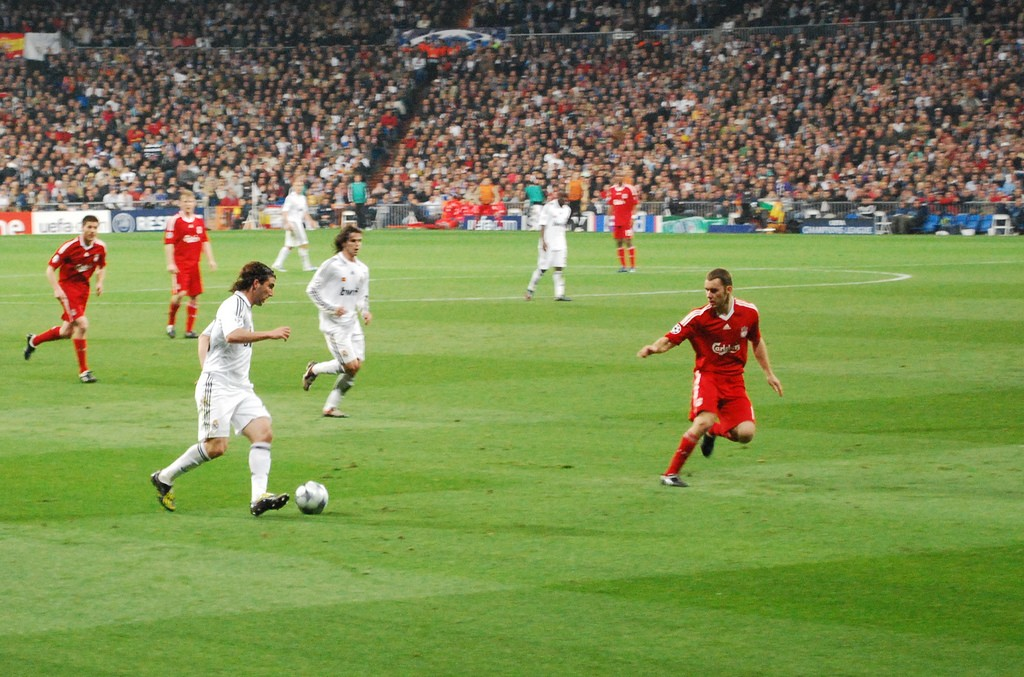 A Real Madrid game   © Jan SOLO/Flickr
