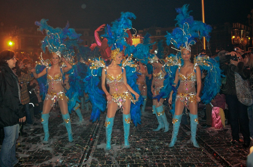 Nice's carnival is one of the biggest in the world | © gabriela szekely/flickr