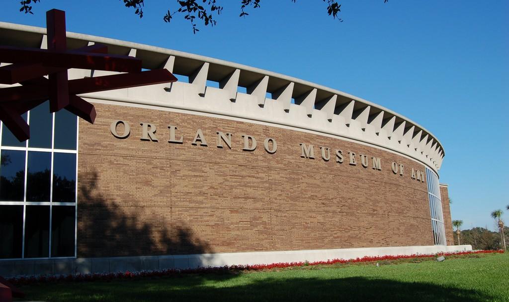 Orlando Museum of Art | © Tricia / Flickr