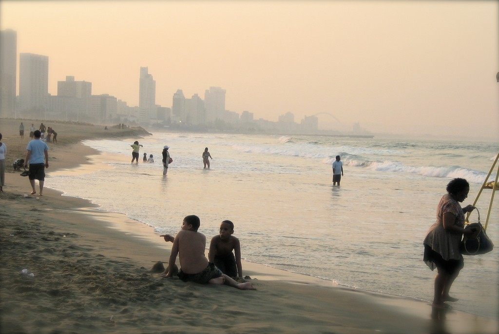 Ushaka Beach|© David Roberts/ Flickr