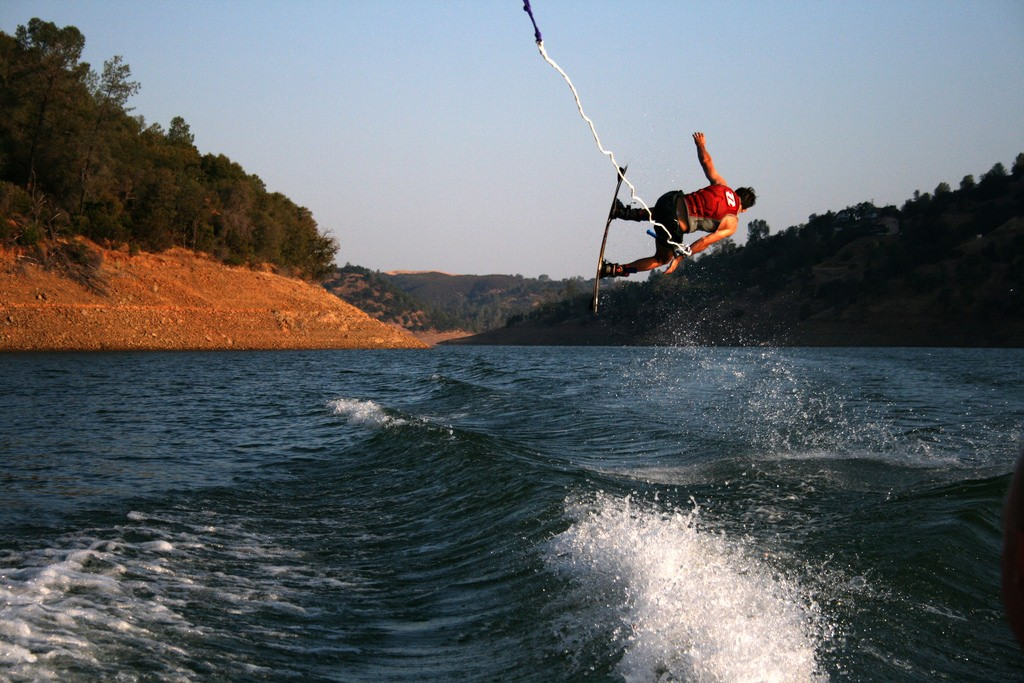 Wakeboarding | © Jason Ippolito/Flickr