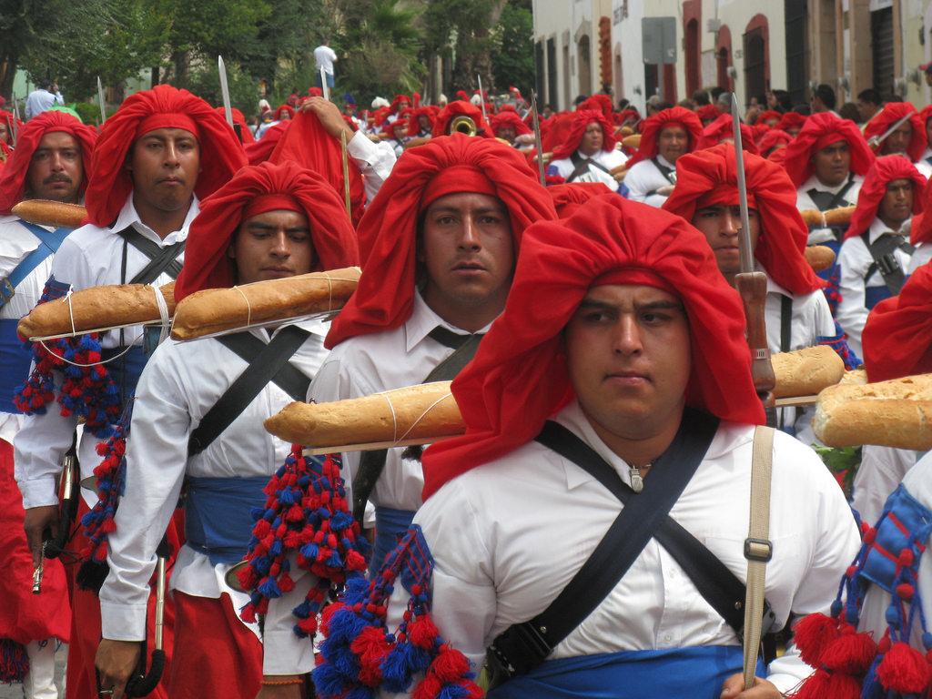 Las Morismas parade, 2009 | © nmarritz/Flickr