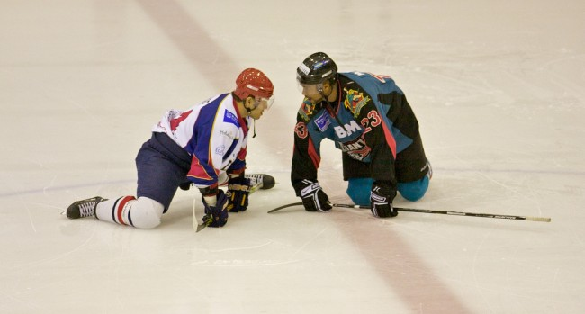 Edinburgh Capitals Vs Belfast Giants | © Davidgsteadman/ Flickr