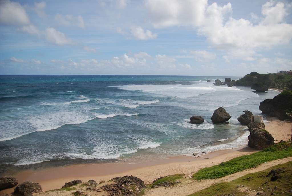 Rock Formations at Bathsheba, Barbados | © Joe Ross/Flickr