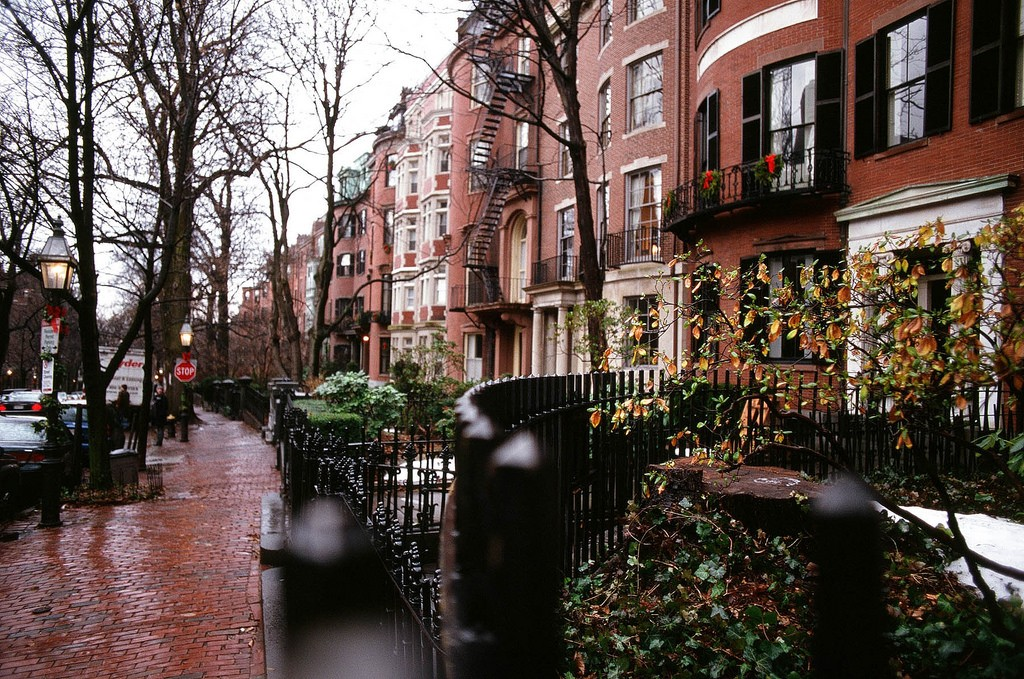 Beacon Hill, Boston | © Xavier Häpe / Flickr