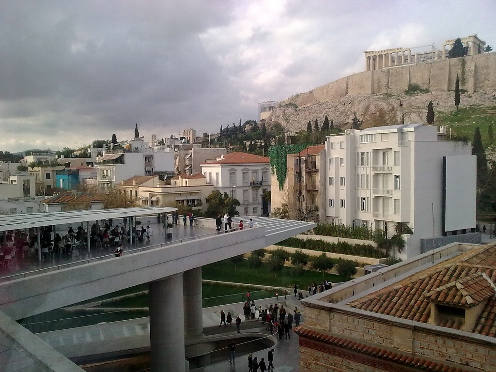 New Acropolis Museum | © Duncan Hull/Flickr