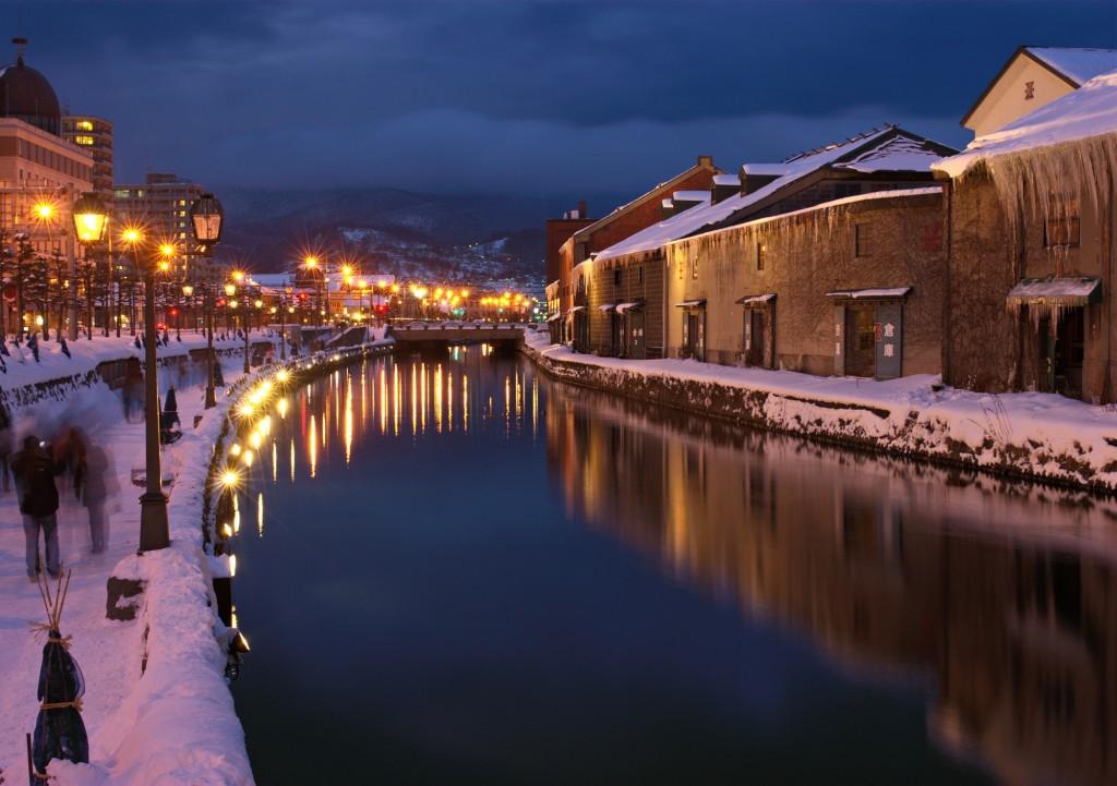 Otaru Canal   ©Janne Moren / Flickr