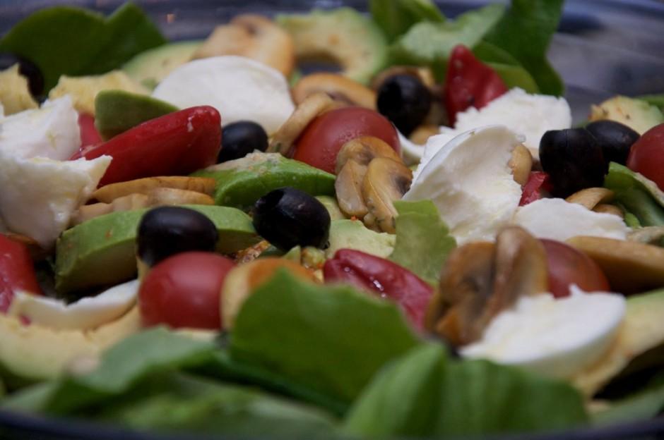 Salad option © iRubén/Flickr