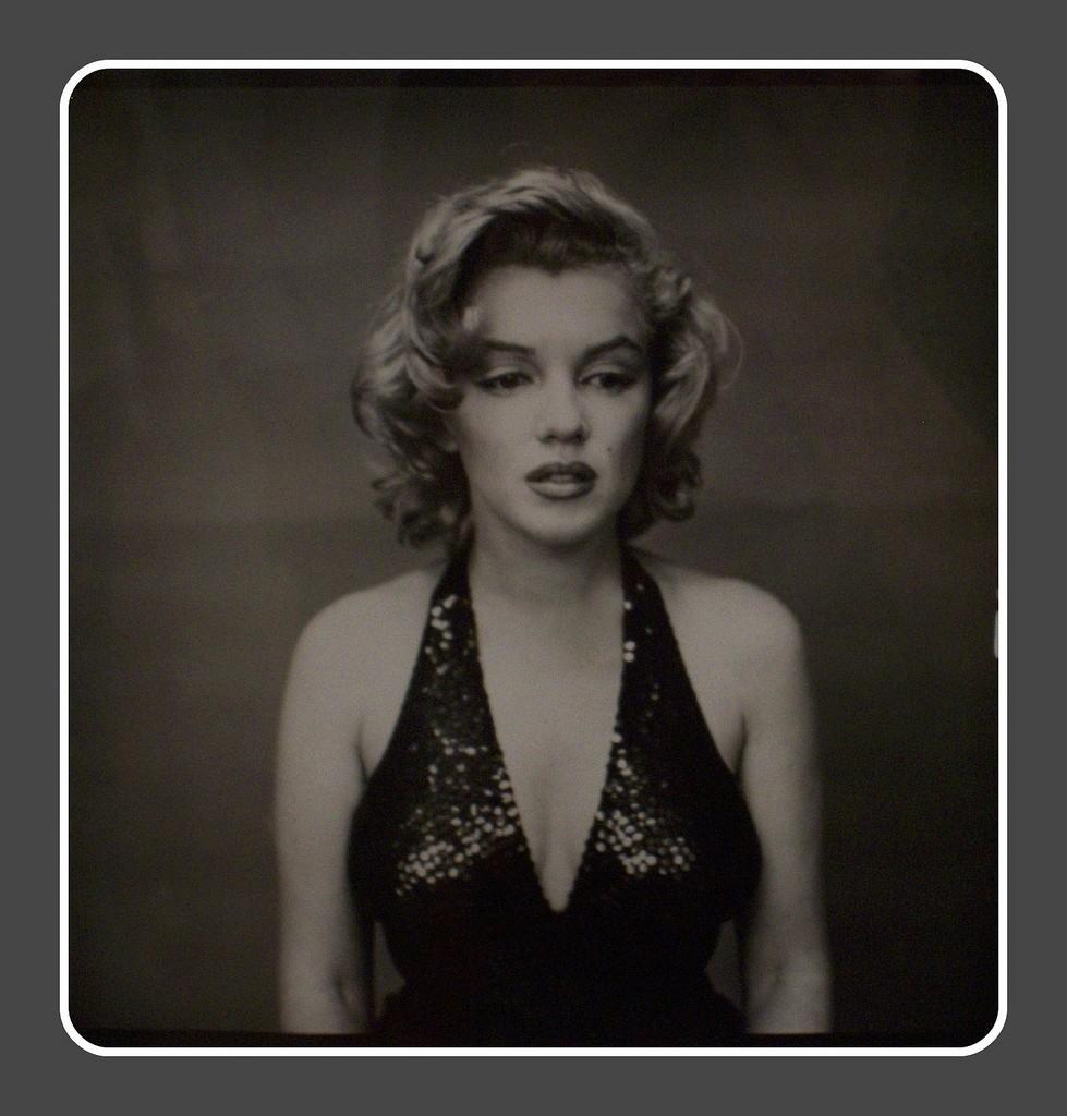 Marilyn, Richard Avedon. Courtesy of amaianos/Flickr