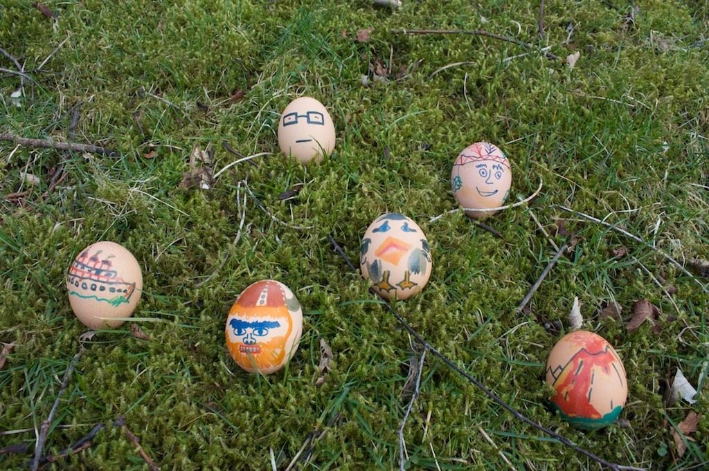 Egg Rolling At Kelvingrove Park | © Matito/Flickr