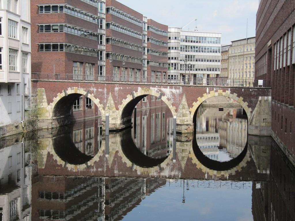 Ellerntorsbrücke Hamburg