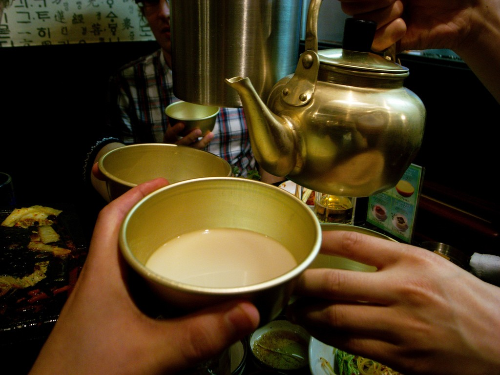 A Brief History Of Korean Makgeolli
