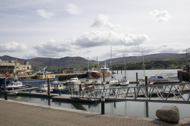 Warrenpoint Harbour | © Daniel Morrison/ Flickr