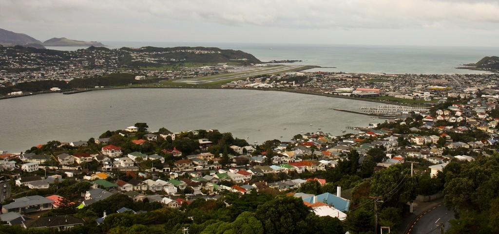 Wellington - view from Mt. Victoria   © Katrina Koger/Flickr