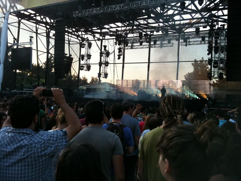 Rockwave Festival @ Terra Vibe   © elias filis/Flickr
