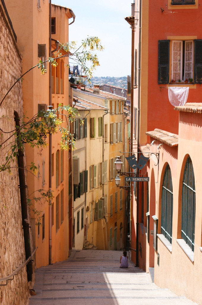 There's nothing more romantic than Nice's Old Town | © Spencer Wright/flickr