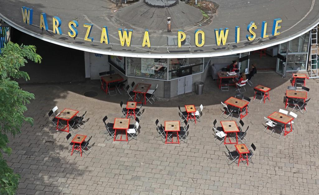 Warszawa Powisle   © Chris Brown / Flickr