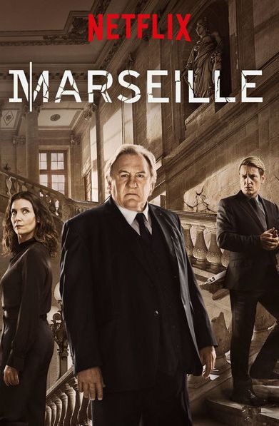 Marseille is really the star of Netflix's first French language original production | © Netflix