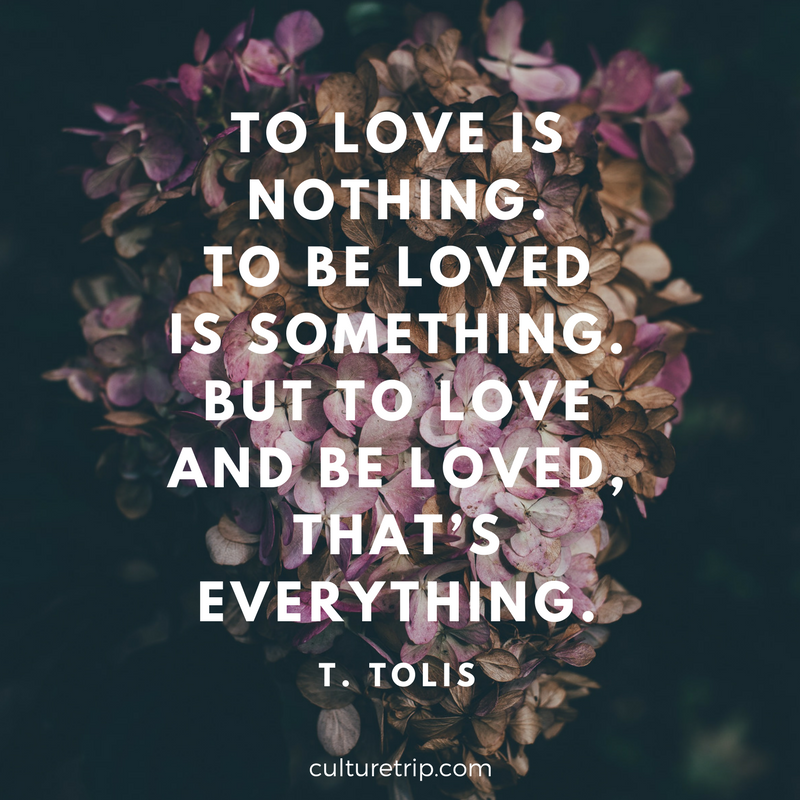 14 Quotes About Love To Get You In The Mood For Valentines Day
