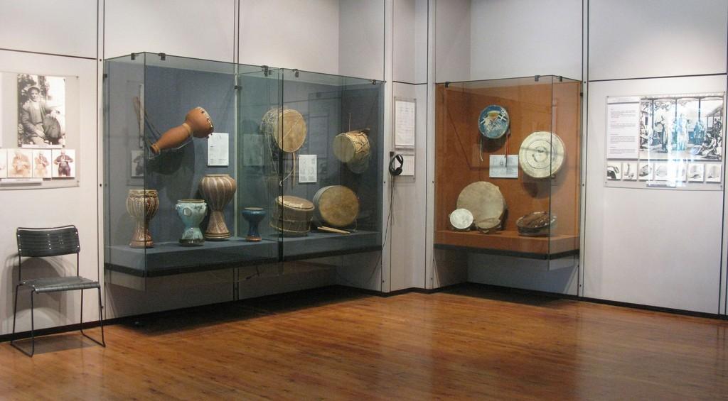 Museum of Popular Instruments, Athens, Greece | © Tilemahos Efthimiadis/Flickr