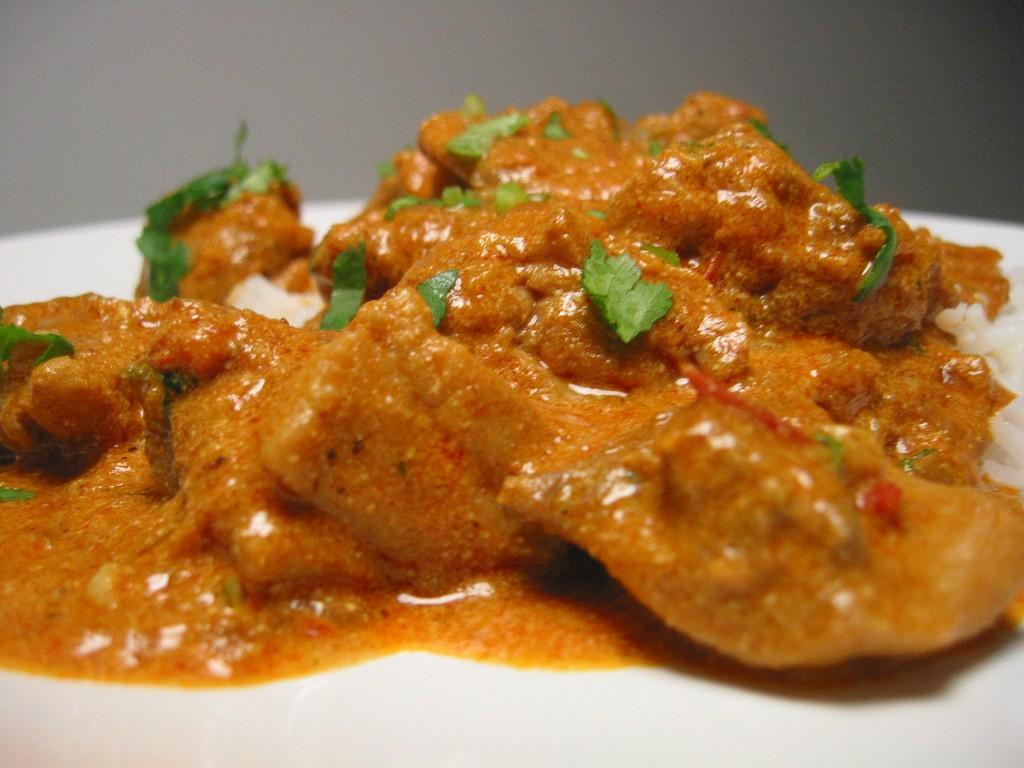 Chicken Tikka Masala | © gogatsby/Flickr