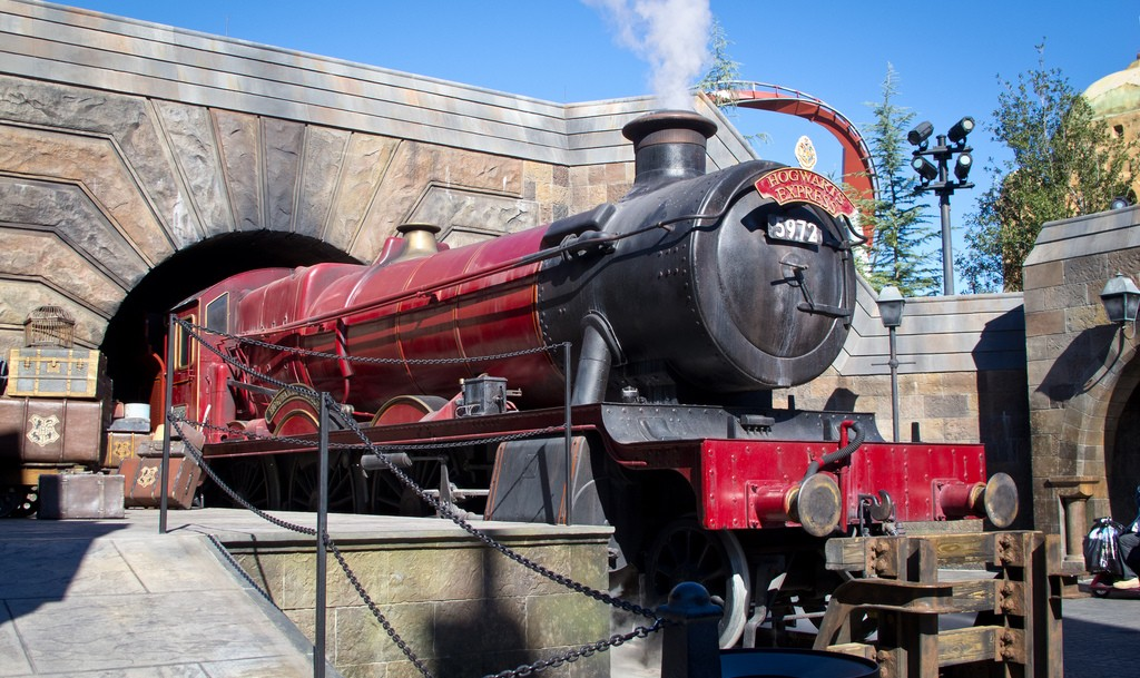 Hogwarts Express|© Harshlight/Flickr