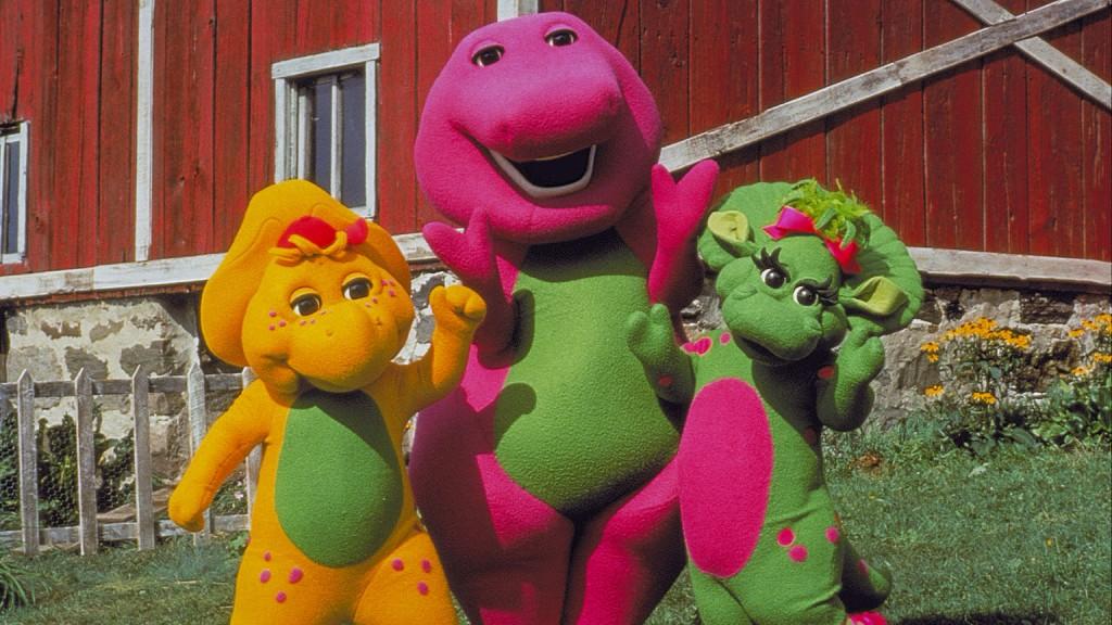 'Barney's Great Adventure'   Courtesy of PolyGram Filmed Entertainment