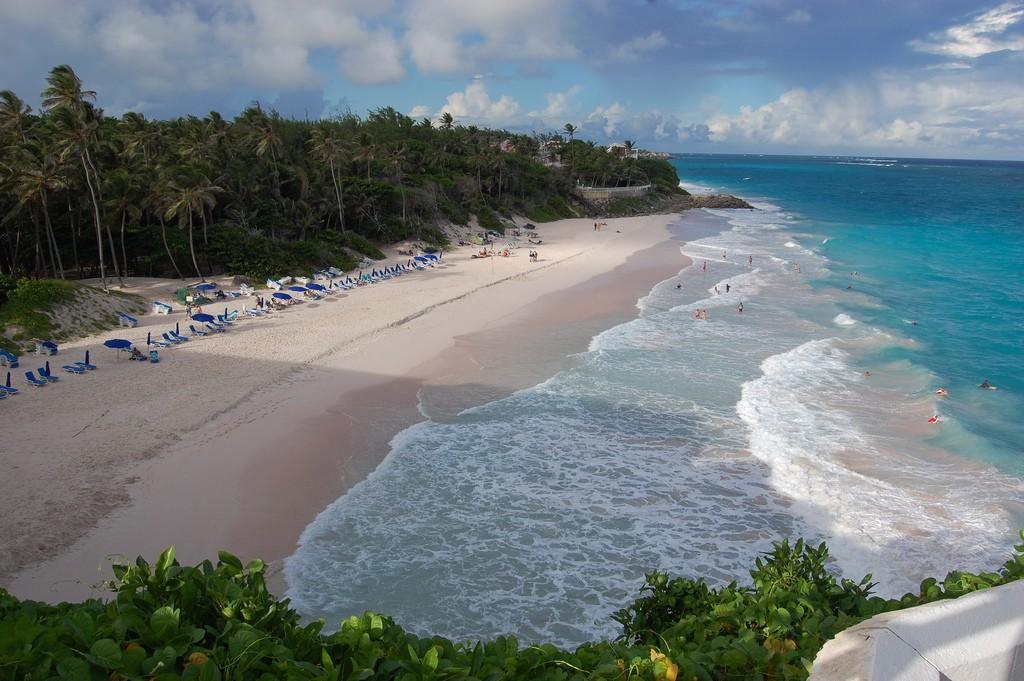 Crane Beach Barbados Shardalow Flickr