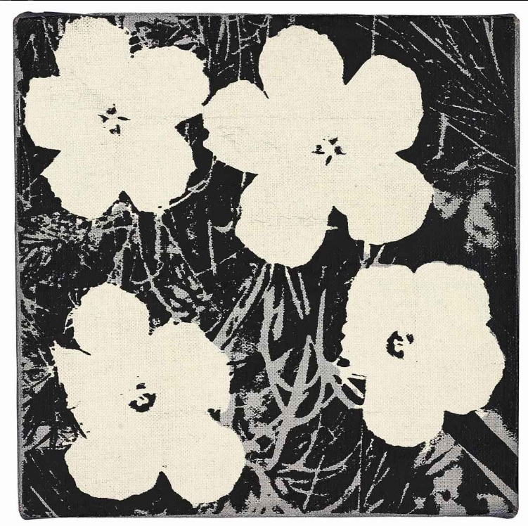 [ W ] Andy Warhol - Flowers (1964) | © cea+/Flickr