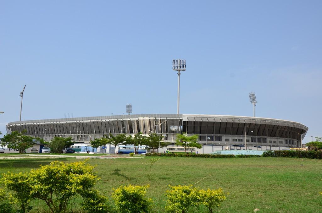 The Ohene Djan Sports Stadium © Ben Sutherland / Flickr