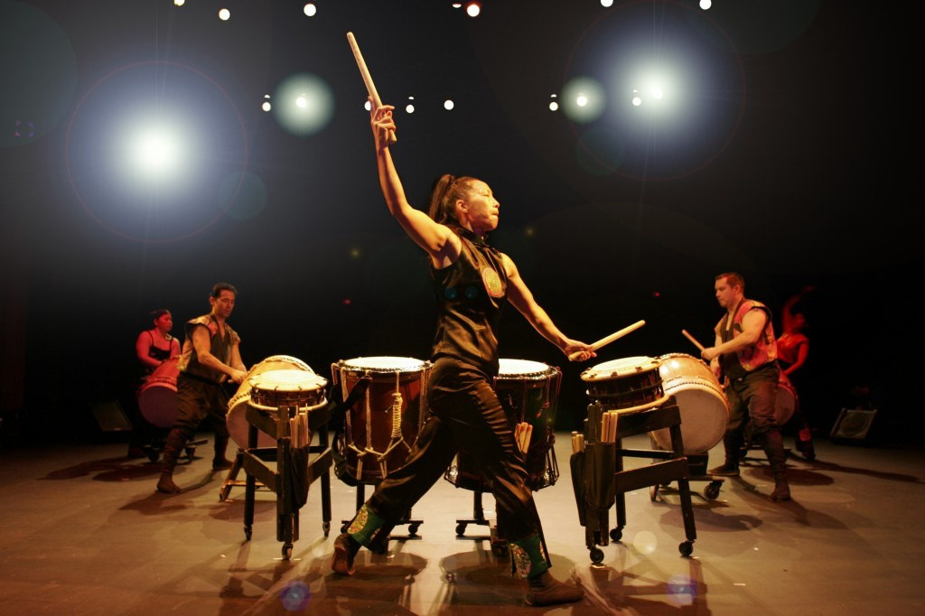 Taiko performance   © Vancouver125/Flickr