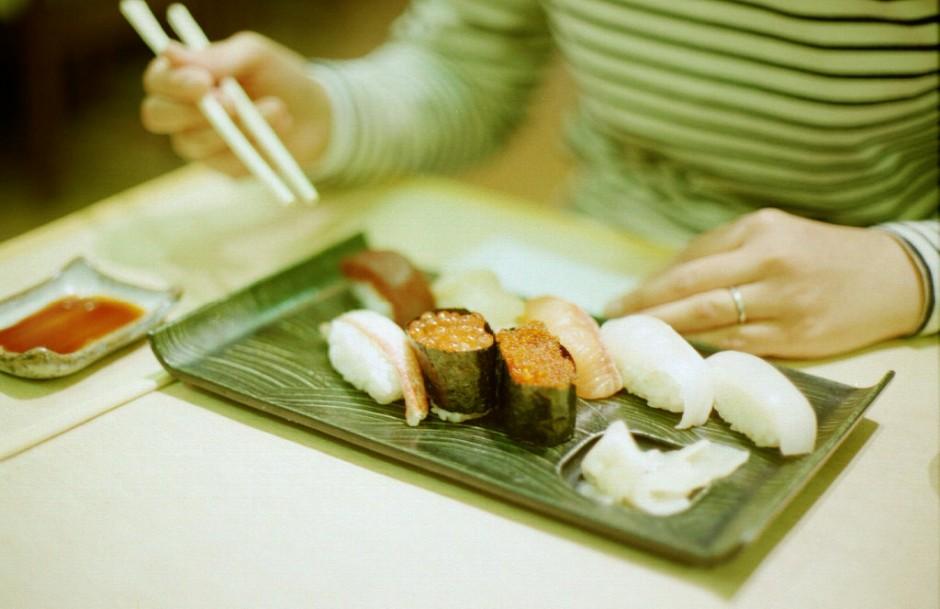 Sushi   © MIKI Yoshihito/Flickr