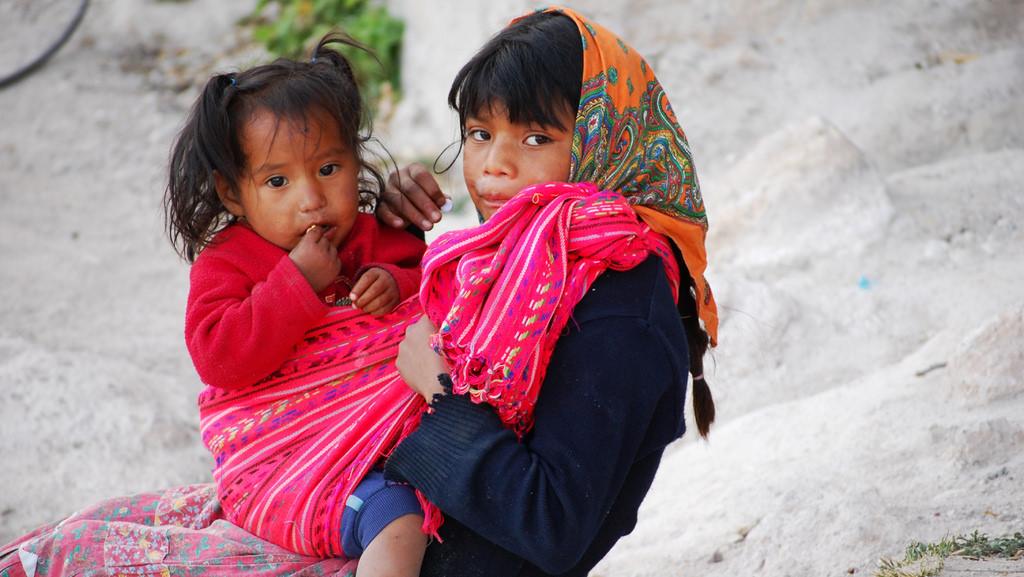 Tarahumara children | © Diego Fernandez Briceño/Flickr
