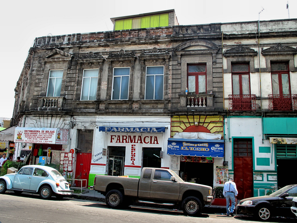 Street, Juárez | © Francisco Anzola/Flickr