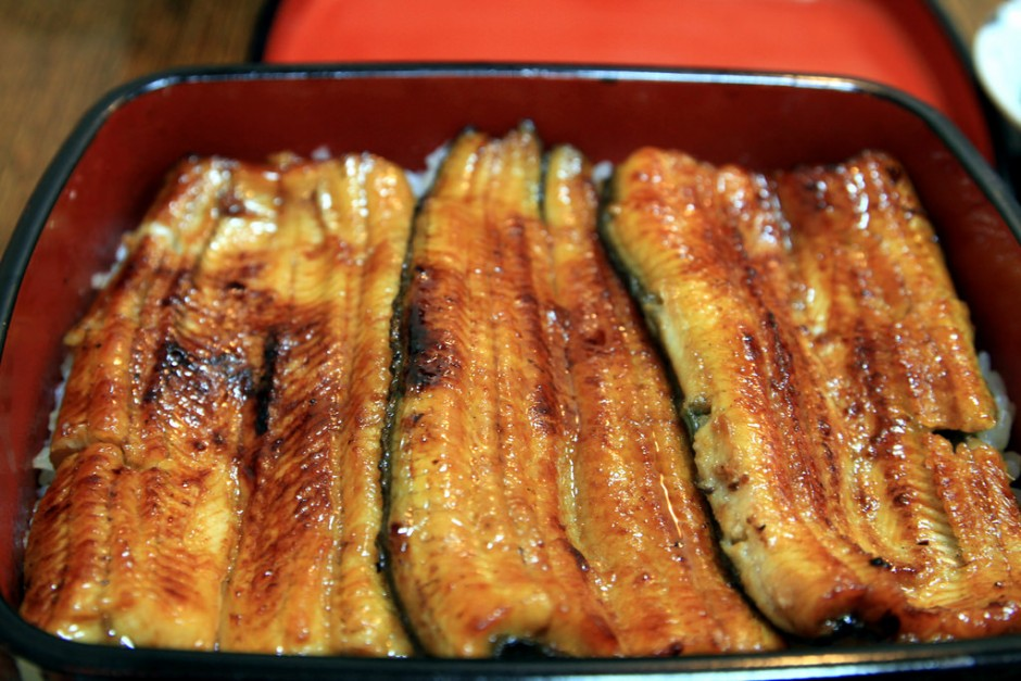 Grilled eel | © Norio Nakayama/Flickr