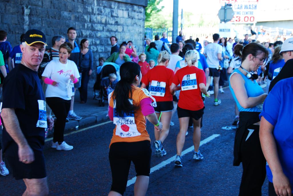 Belfast Marathon Will Be Joined By 24-Hour World Race | © Gwaar / Flickr