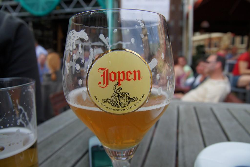 Jopen Brewery in Haarlem make an excellent lentebok   ©PRO46137/Flickr