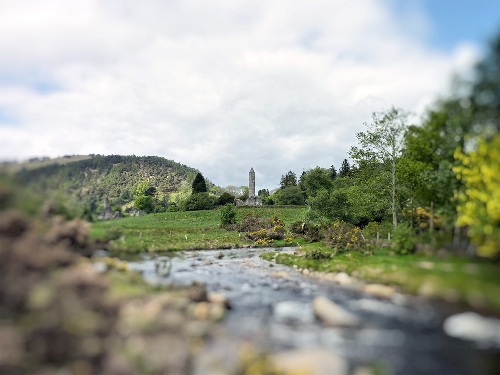 Glendalough | © Sean MacEntee/Flickr