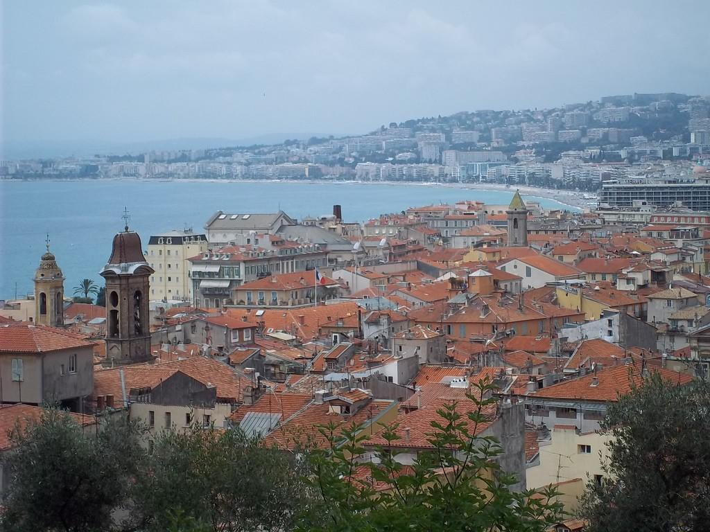 Nice's Castle Hill is the highest spot in Nice and one of the most romantic | © Elle Valentine/flickr