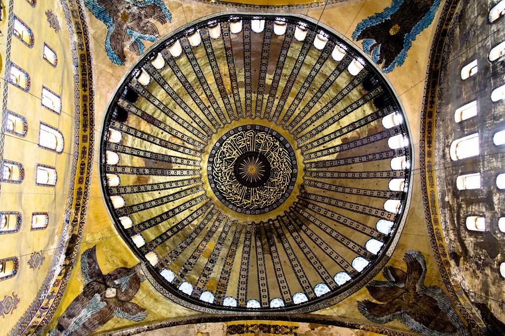 Hagia Sophia | © aylamillerntor/Flickr