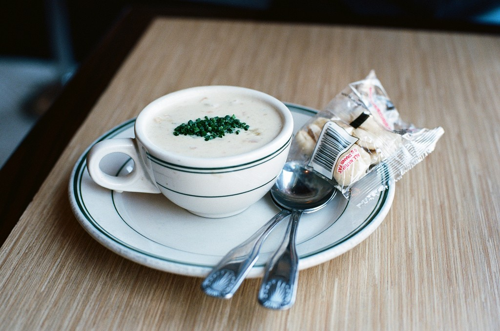 Clam Chowder | © Neil Conway / Flickr