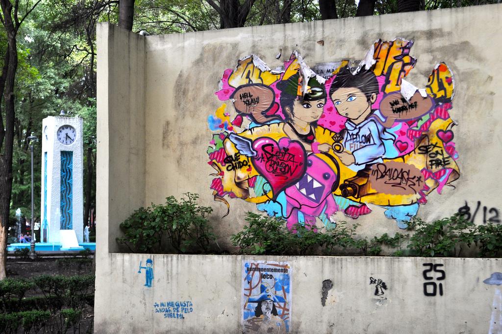 Parque México, Condesa | © katiebordner/Flickr
