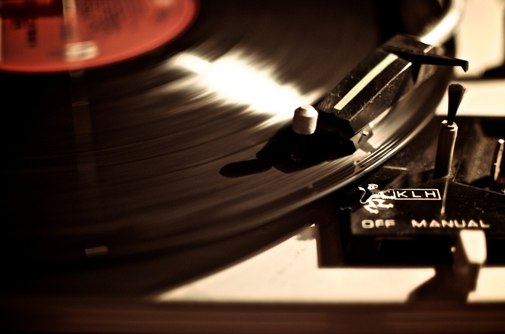 Vinyl Player | © PV KS/Flickr