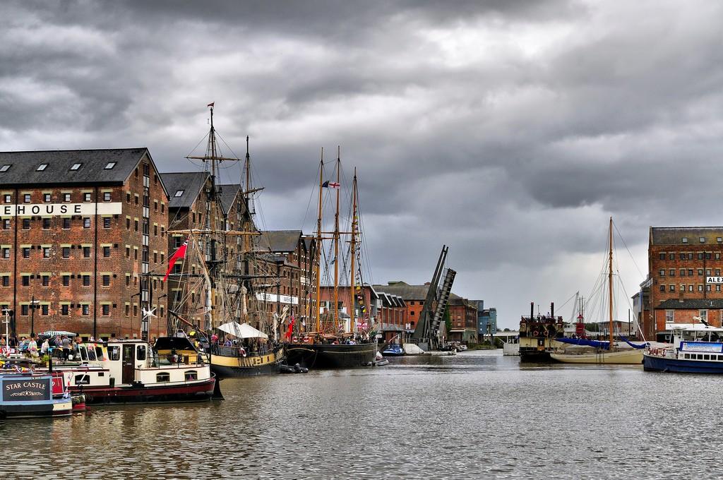 The Docks ©Jayt74/Flickr