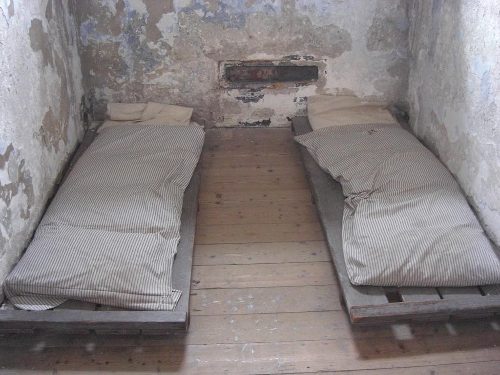 Cork City Gaol housed Republican women prisoners during Ireland's War of Independence | © Olivier Bruchez/Flickr