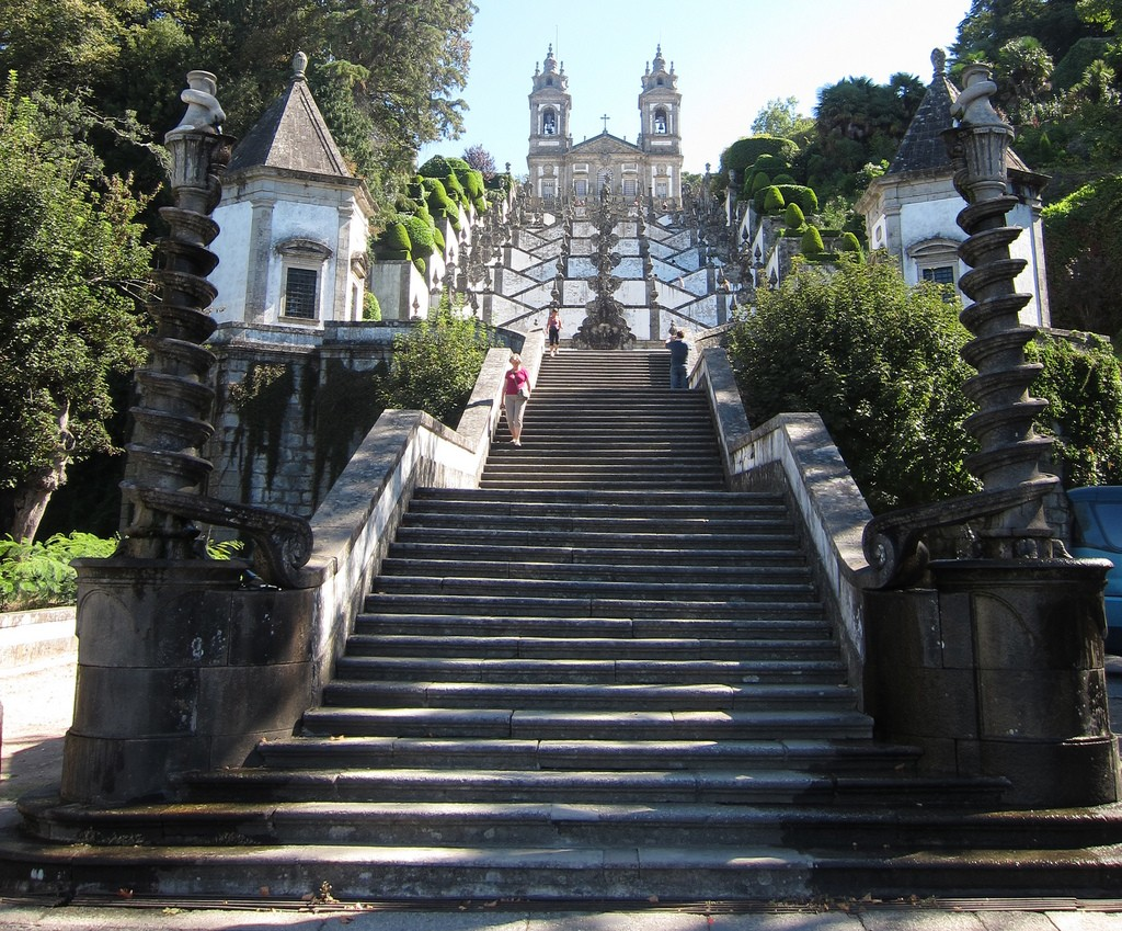 Bom Jesus do Monte | © Sohrab Amid-Hozour / Flickr