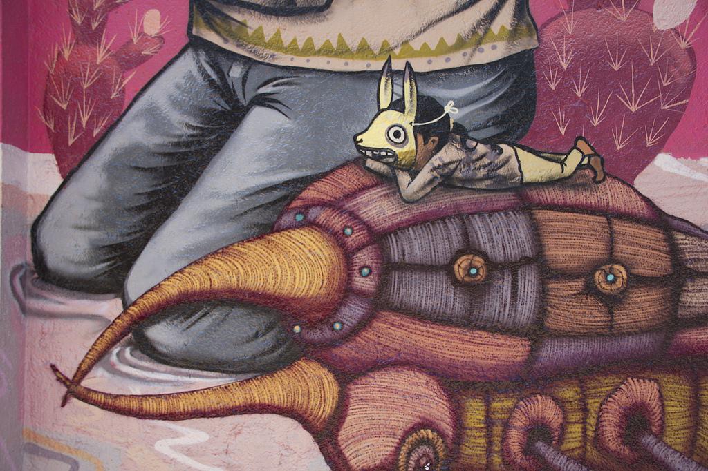 Mural, Coyoacán | © Carlos Adampol Galindo/Flickr
