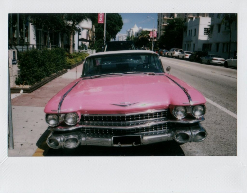 1959 Pink Cadillac Sixty Two Coupe via Phillip Pessar