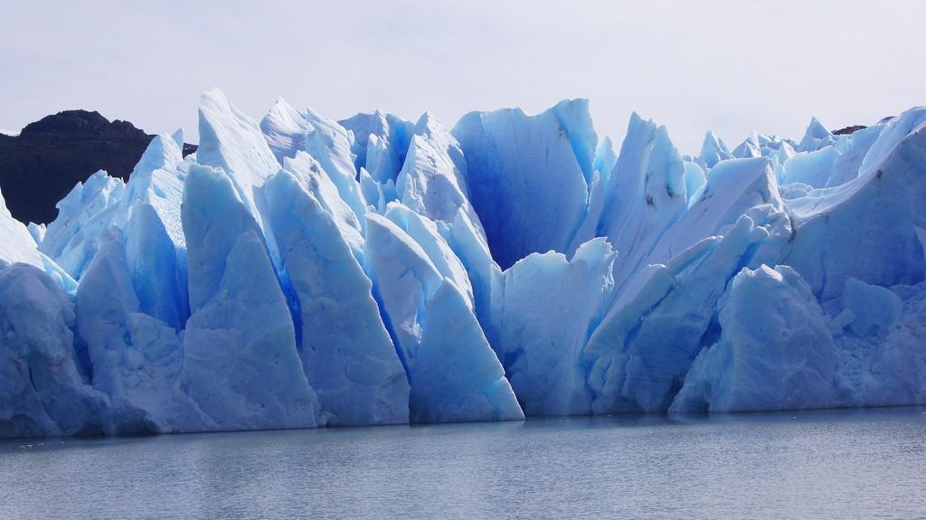 Glacier Grey, Torres del Paine, Chile | © sadolu/Flickr