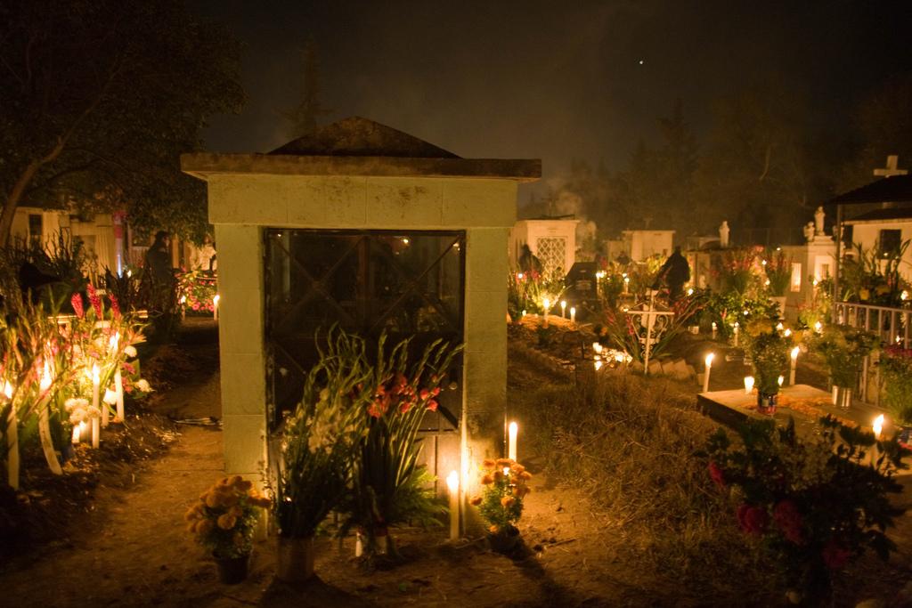 Día de Muertos, Mixquic | © kevin/Flickr